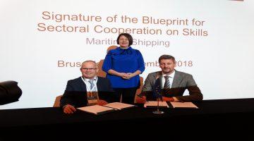 """Avrupa Denizcilik Sektörü """"SkillSea"""" projesi için AB fonu alıyor"""